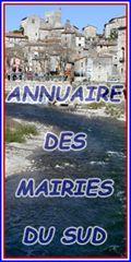 Annuaire des mairies du Sud