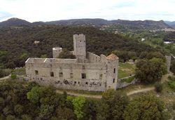 Chateau de Tornac (Gard)