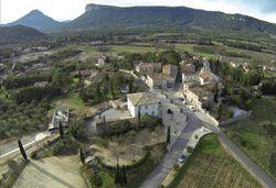 Valflaunes, le Village