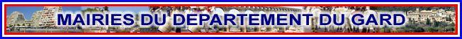 Liste des Mairies du Département du Gard